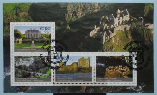 Ireland Stamps, 2007, MS1838, Used 3