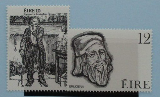 Ireland Stamps, 1977, SG411-412, Mint 3