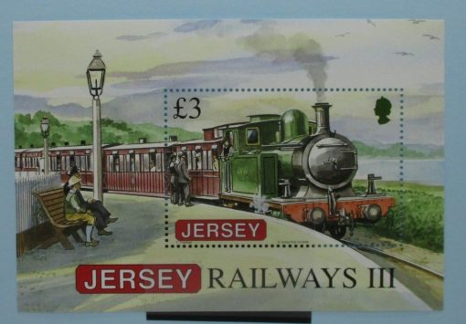 Jersey Stamps, 2009, MS1439, Mint 3