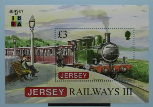 Jersey Stamps, 2009, MS1440, Mint 3