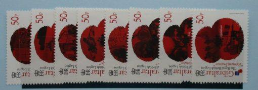 Gibraltar Stamps, 2011, SG1381-1388, Mint 3