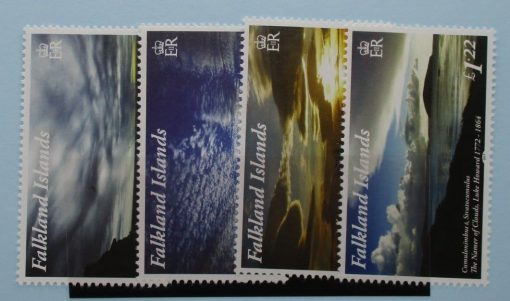 Falkland Islands Stamps, 2015, SG1334-1337, Mint 3