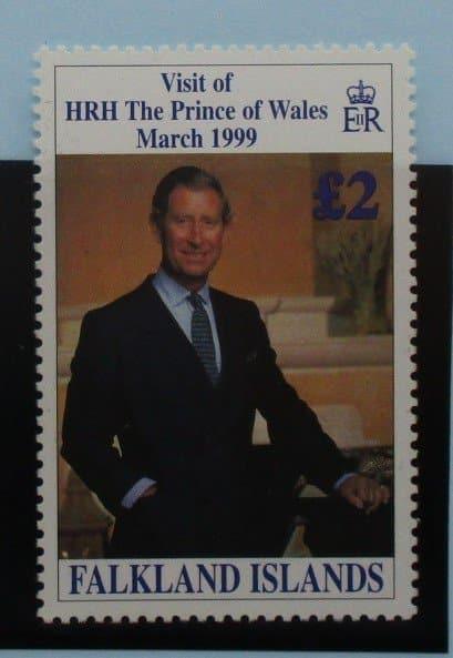 Falkland Islands Stamps, 1999, SG837, Mint 3