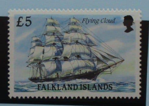 Falkland Islands Stamps, 1989, SG582, Mint 3