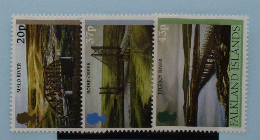 Falkland Islands Stamps, 2000, SG882-884, Mint 3
