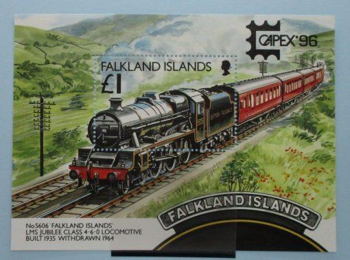 Falkland Islands Stamps, 1996, MS770, Mint 3