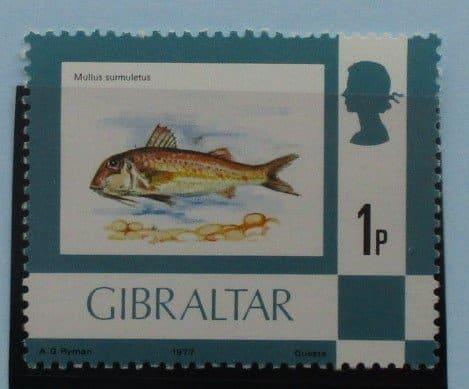 Gibraltar Stamps, 1977, SG375, Mint 3
