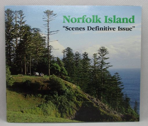 Norfolk Islands Stamps, 1987-88, SG405-420, Mint. 2