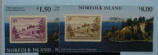 Norfolk Island Stamps, 1997, SG644a, SG646, Mint 3