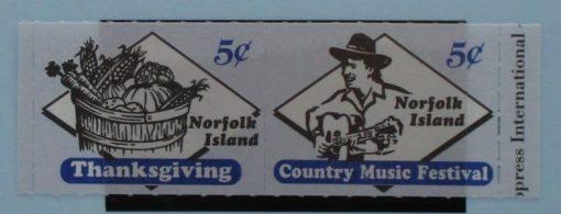 Norfolk Island Stamps, 2000, SG722-723, Mint 3