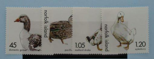 Norfolk Islands Stamps, 2000, SG725-728, Mint 3