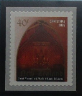 New Zealand Stamps, 2002, SG2530, Mint 3
