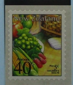 New Zealand Stamps, 2002, SG2522, Mint 3