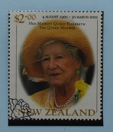 New Zealand Stamps, 2002, SG2509, Used 3
