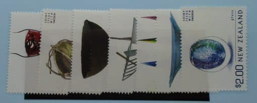 New Zealand Stamps, 2002, SG2491-2497, Mint 3