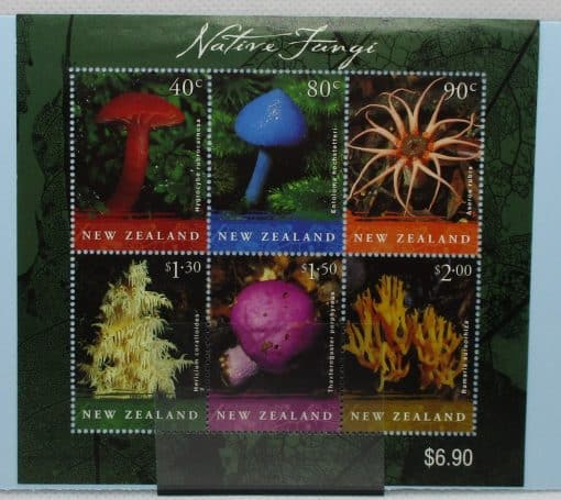 New Zealand Stamps, 2002, MS2483, Mint 3