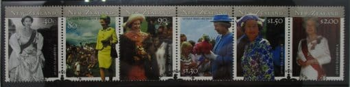 New Zealand Stamps, 2001, SG2446a, Used 3