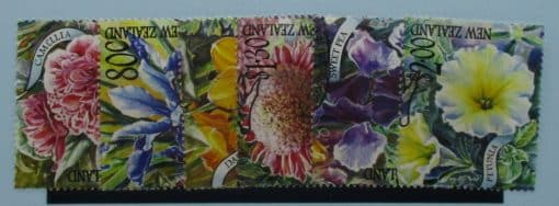 New Zealand Stamps, 2001, SG2394-2399, Used 3