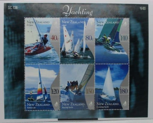 New Zealand Stamps, 1999, MS2302, Mint 3