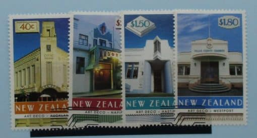 New Zealand Stamps, 1999, SG2228-2231, Used 3