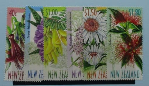 New Zealand Stamps, 1999, SG2222-2227, Mint 3