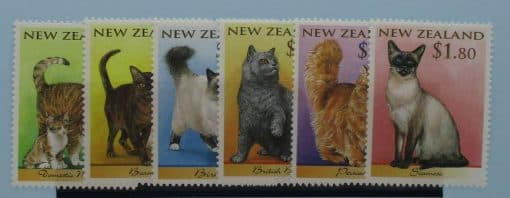 New Zealand Stamps, 1998, SG2133-2138, Mint 3