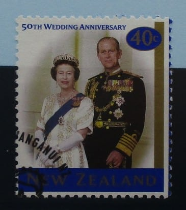 New Zealand Stamps, 1997, SG2117, Used 3