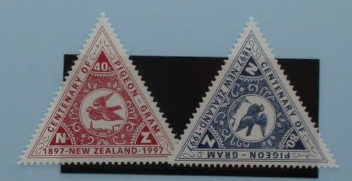 New Zealand Stamps, 1997, SG2078-2079, Mint 3