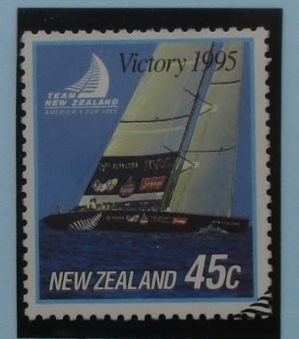 New Zealand Stamps, 1995, SG1883, Used 3