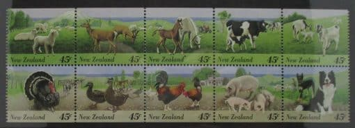 New Zealand Stamps, 1995, SG1904a, Mint 3