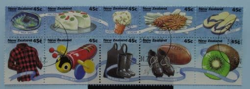 New Zealand Stamps, 1994, SG1797a, Used 3