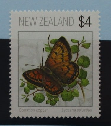 New Zealand Stamps, 1991-2008, SG1638, Mint 3