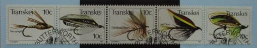Transkei Stamps, 1981, SG83-87, Used 3