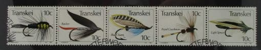 Transkei Stamps, 1982, SG99-103, Used 2