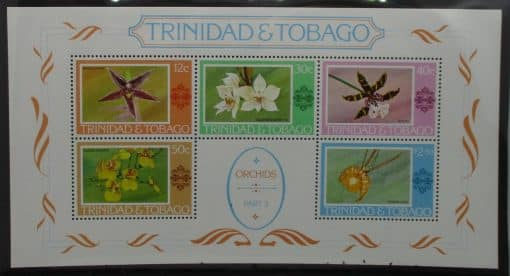 Trinidad and Tobago Stamps, 1976, MS499, Mint 3