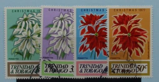 Trinidad and Tobago Stamps, 1977, SG512-515, Used 3