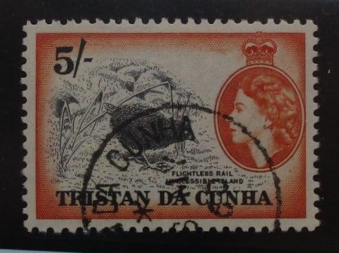 Tristan da Cunha Stamps, 1954, SG26, Used 3