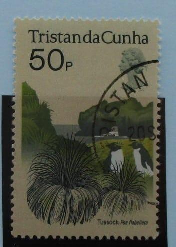 Tristan da Cunha Stamps, 1972, SG168, Used 3
