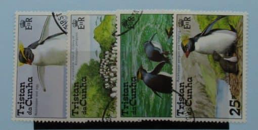 Tristan da Cunha Stamps, 1974, SG188-191, Used 3