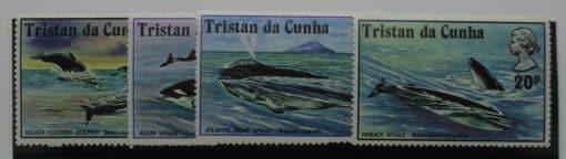 Tristan da Cunha Stamps, 1975, SG200-203, Mint 3