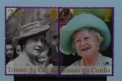 Tristan da Cunha Stamps, 2002, SG749-750, Mint 3