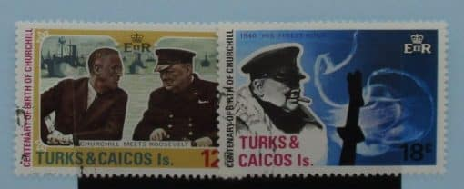 Turks and Caicos Islands Stamps, 1974, SG430-431, Used 3