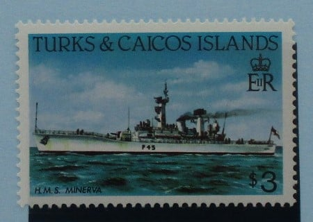 Turks and Caicos Islands Stamps, 1983, SG782, Mint 3