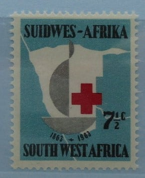South West Africa Stamps, 1963, SG193, Mint 3